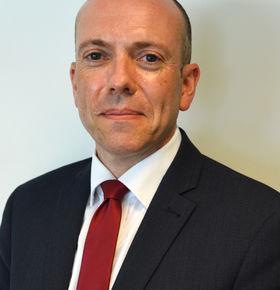 Steve Eddy Chair of Trustees