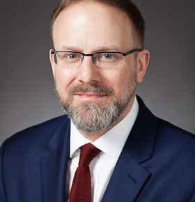 Sebastian Wood, Chair of Trustees